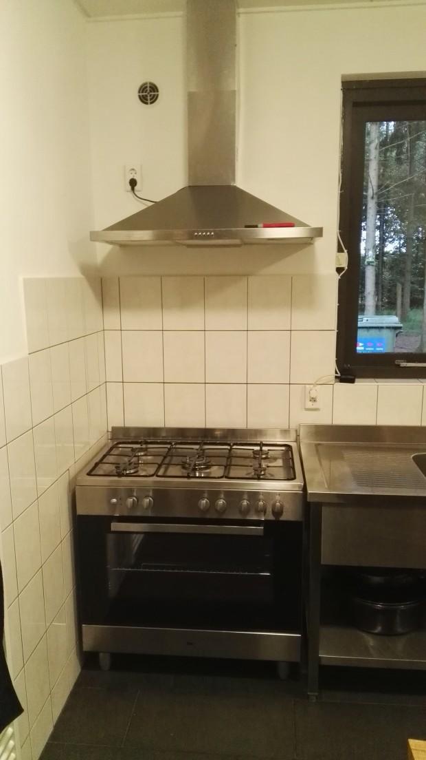 keuken, fornuis