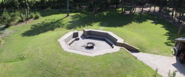 kampvuurcirkel